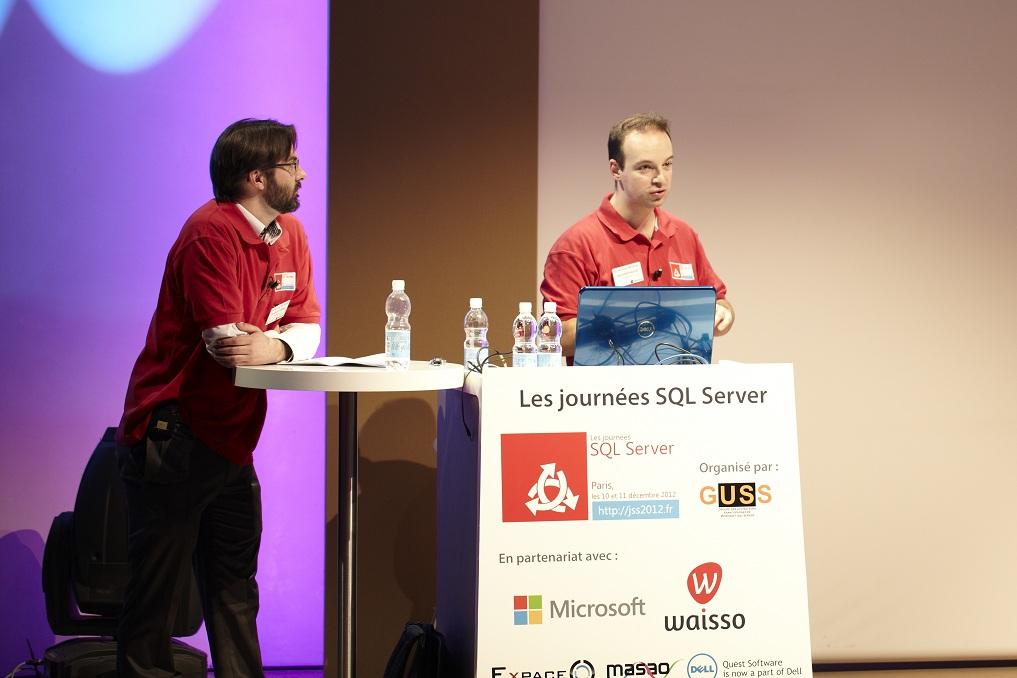 Journées SQL Server 2012